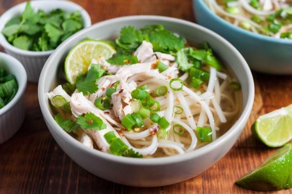 Pho (Rice Noodle Soup)