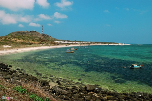 Pristine Phu Quy Island